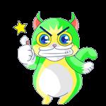 ★子分猫 ラッキー★