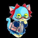 ★妹猫 ルーシー★